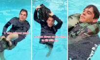 VIDEO: Former Royal Dutch Marine Reveals Ocean Survival Hack—Makes Life Preserver out of His Pants