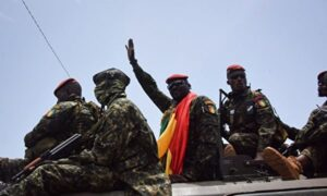 Why Beijing Opposes the Coup in Guinea