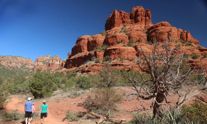 The hike around Bell Rock and its energy vortex in Sedona, Arizona, is a must. (Doug Hansen)