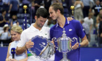 'Relief': Djokovic's Bid for Year Slam Ends Against Medvedev