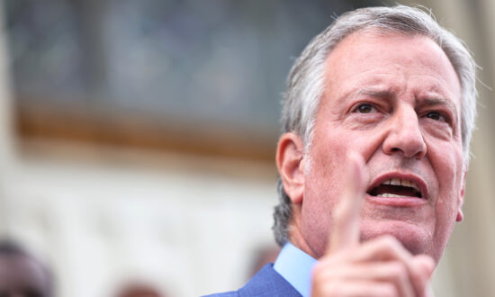 NYPD's Largest Police Union Sues City COVID-19 Vaccine Mandate