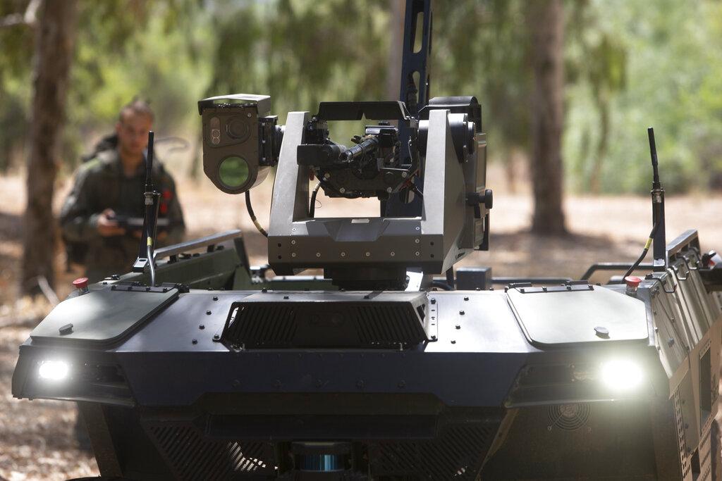 vehicle robotic