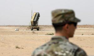 Biden Admin Pulls Missile Defenses in Saudi Arabia: Photos