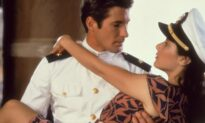 Film: 'An Officer and a Gentleman': A Precursor to 'Pretty Woman'