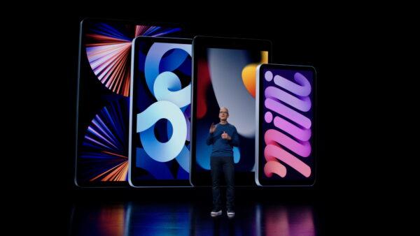 latest iPad and iPad mini