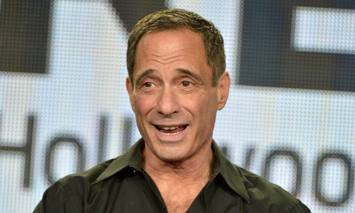 A file image of Harvey Levin, founder and executive producer of the TMZ brands, in Pasadena, California, on Jan. 13, 2015. (Charley Gallay/Getty Images for REELZ)