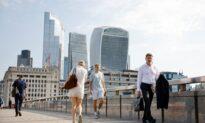 UK Job Vacancies Hit Record High
