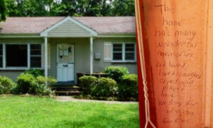 New Jersey Mom Finds Message on Pantry Wall From Prior Owners: 'We Lived, Loved, Laughed'