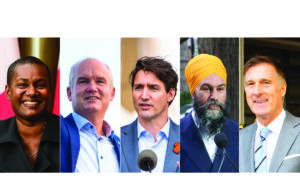 Election Campaign Day 31: Leaders Talk Climate, Child Care, Vaccine Choice and Cheaper Cellphone Fees