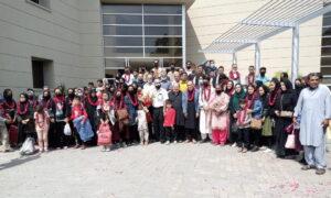 Afghan Female Youth Soccer Players Reach Pakistan, Will Seek Asylum