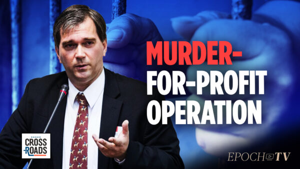 State Sanctioned Killing for Organs Could Spread Beyond China If Not Challenged: Dr Torsten Trey
