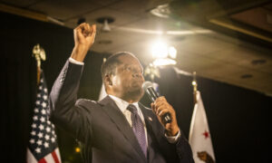 Supporters of California Gubernatorial Candidate Larry Elder Reflect on Recall Election