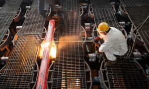 China's Economy Hit With a 3-Punch Combination