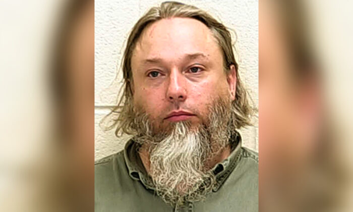 Michael Hari in a file photo. (Ford County Sheriff's Office via AP)