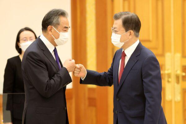 South Korea China