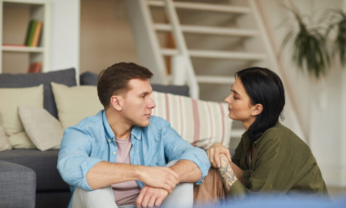 """Keeping family relationships and friendships in good repair can be tough, particularly in this age when so many people buy into the slogan, """"The personal is political."""" (SeventyFour/Shutterstock)"""