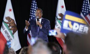 Larry Elder Concedes California Recall Race as Newsom Prevails