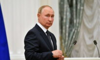 Russia's Putin Says He Will Be in COVID-19 Self-Isolation 'A Few Days'
