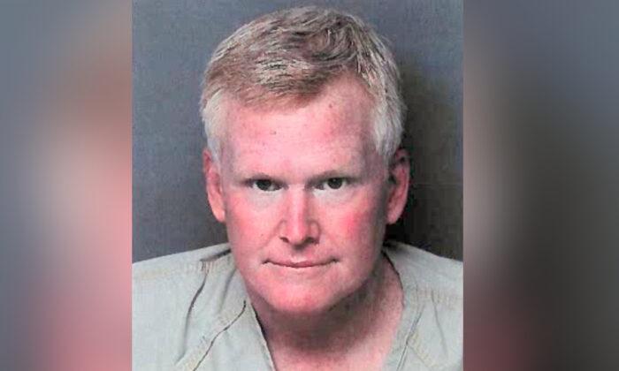 Alex Murdaugh is seen in a mugshot taken on Sept. 16, 2021. (Hampton County Detention Center)