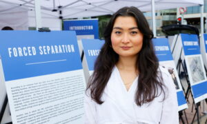 'Wall of the Disappeared': US-Backed Uyghur Exhibit Opens in Geneva