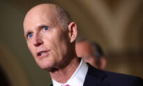 Sen. Scott Says Biden Shouldn't Remain Silent on China's Oppression in Hong Kong
