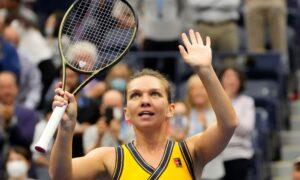 Former Tennis No. 1 Simona Halep Marries in Romania