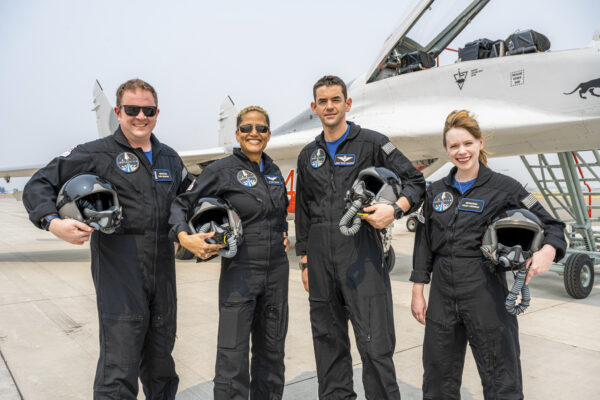 Spaceflight passenger