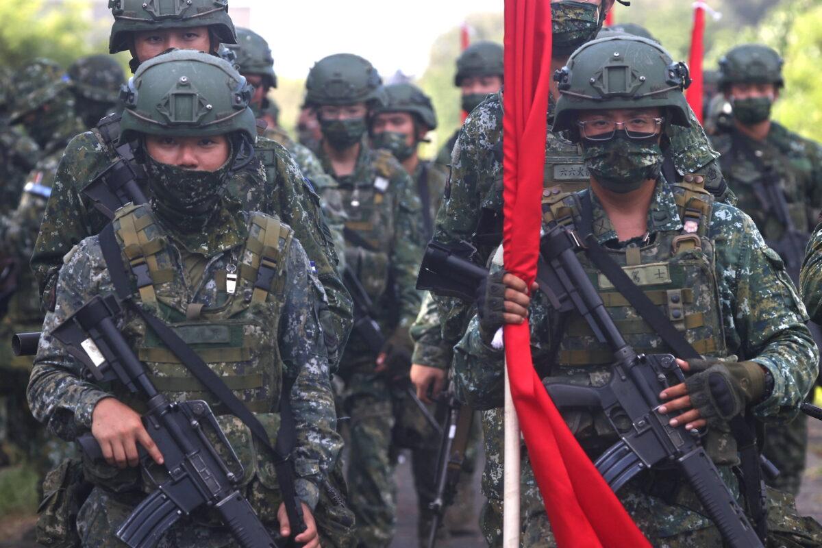 Which War Is Beijing Preparing For?