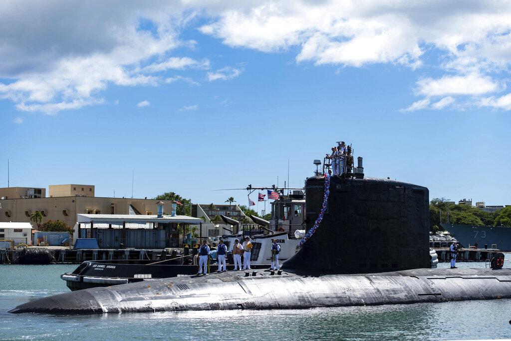 submarine US Navy
