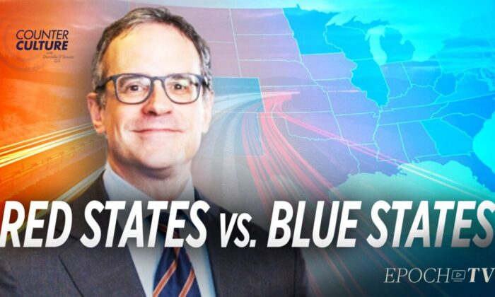 EpochTV Review: Why People are Fleeing Blue States and Moving to Red States