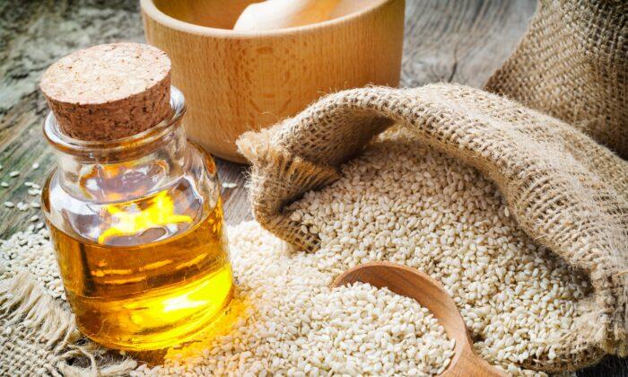 Sesame seeds (Chamille White/Shutterstock)