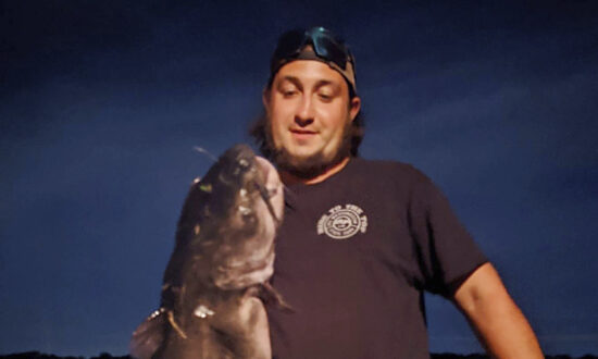 White Catfish Catch Shatters State, and Maybe, World Record