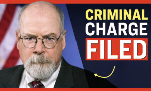 Facts Matter (Sept. 17): Durham Officially Files Grand Jury Criminal Indictment Against Clinton Lawyer