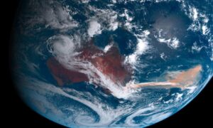 Australia's Black Summer Bushfires Created an Algae Bloom Larger Than the Country