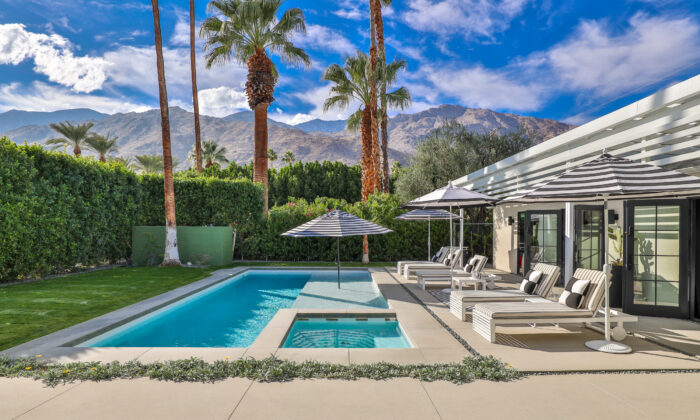 A Pacaso property in Palm Springs, Calif. (Courtesy of Pacaso)