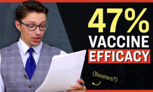 Facts Matter (Sept. 16): Pfizer Says Vaccine Efficacy Weakens Over Time, Cites Study Which Shows 47% After 5 months