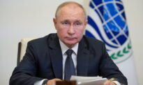 Putin Says Russia Needs to Work With the Taliban
