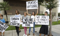 School Boards Ask Biden Admin to Treat Parents' Protests as 'Domestic Terrorism'