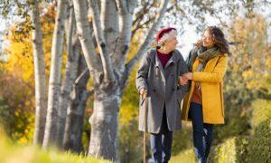 Stepping Toward Longevity