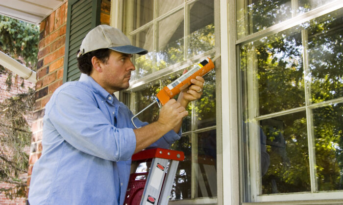 Getting a head start on these maintenance tasks now will help you prevent disaster later in the year—and save money on both costly repairs and energy bills. (Greg McGill/Shutterstock)