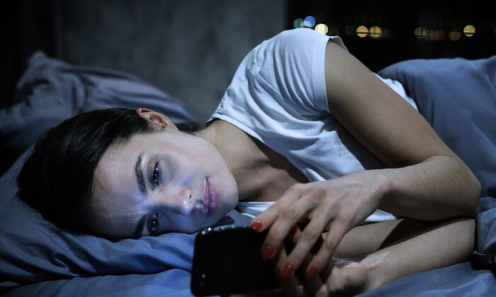 The concept of nomophobia oversimplifies both how these devices are used and the potential treatments for this device-related anxiety. (Damir Khabirov/Shutterstock)