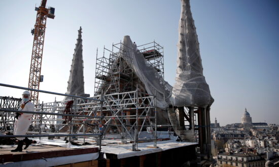 Notre Dame Restoration Ready to Start as Safety Work Completed