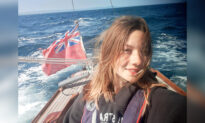 14-Year-Old Girl Becomes Youngest to Sail 1,600 Miles Around Britain—After Mom and Dad Say OK