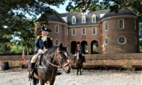 The Past Lives at Colonial Williamsburg, Virginia