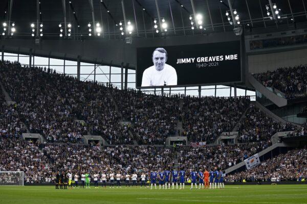 Jimmy Greaves Tottenham Hotspur Stadium