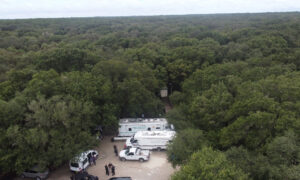 FBI Executes Search Warrant of Missing Brian Laundrie Parents' Home