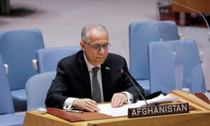 UN Afghanistan Mission Extended, Afghan Envoy Asks to Keep Seat