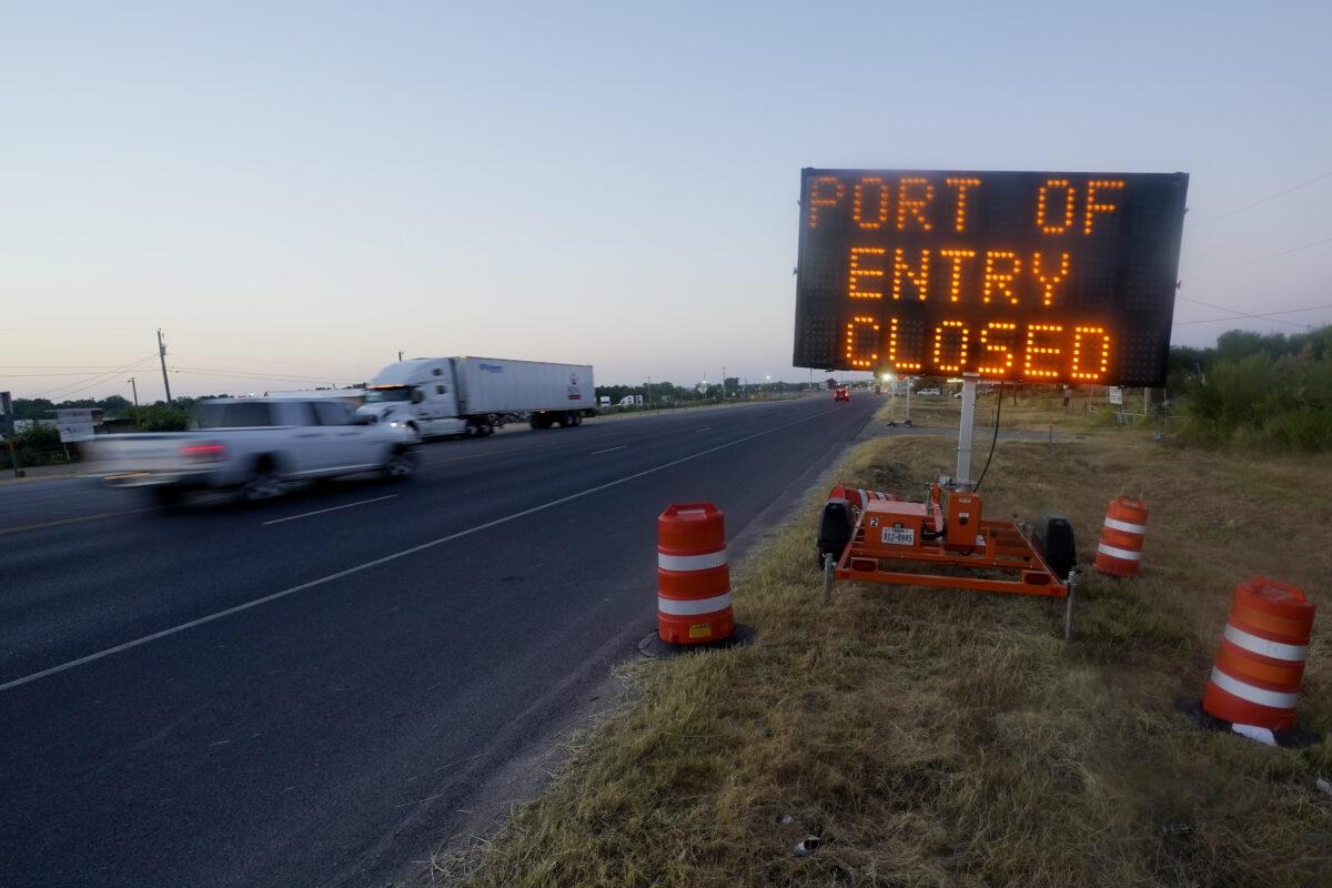 closed border Haitians