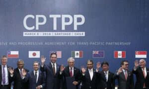 Taiwan, Not China, Should Join Pacific Trade Pact