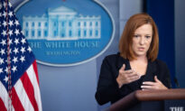 Psaki Defends Not Requiring Negative COVID-19 Tests, Vaccine Proof From Immigrants